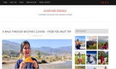 The Goan Girl Zindagi