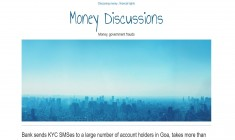 Money Discussions