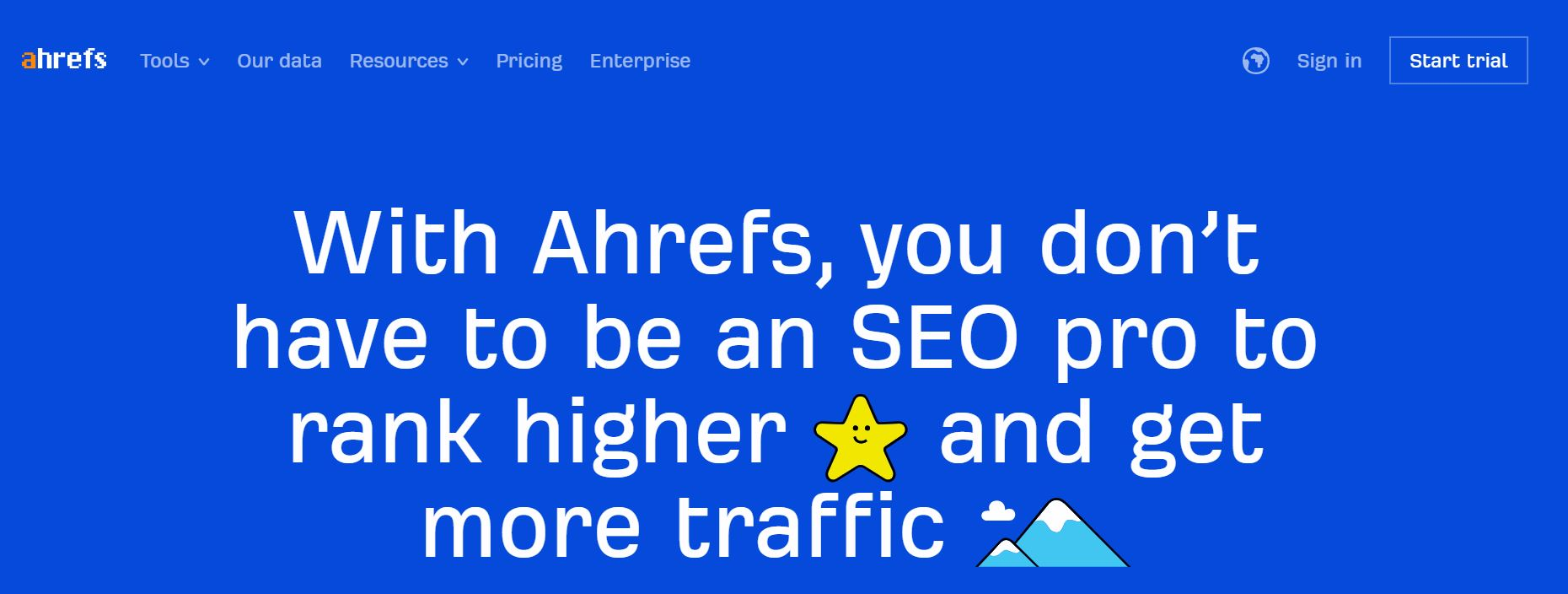 What is Ahrefs: Competitive Analysis Tool For SEO