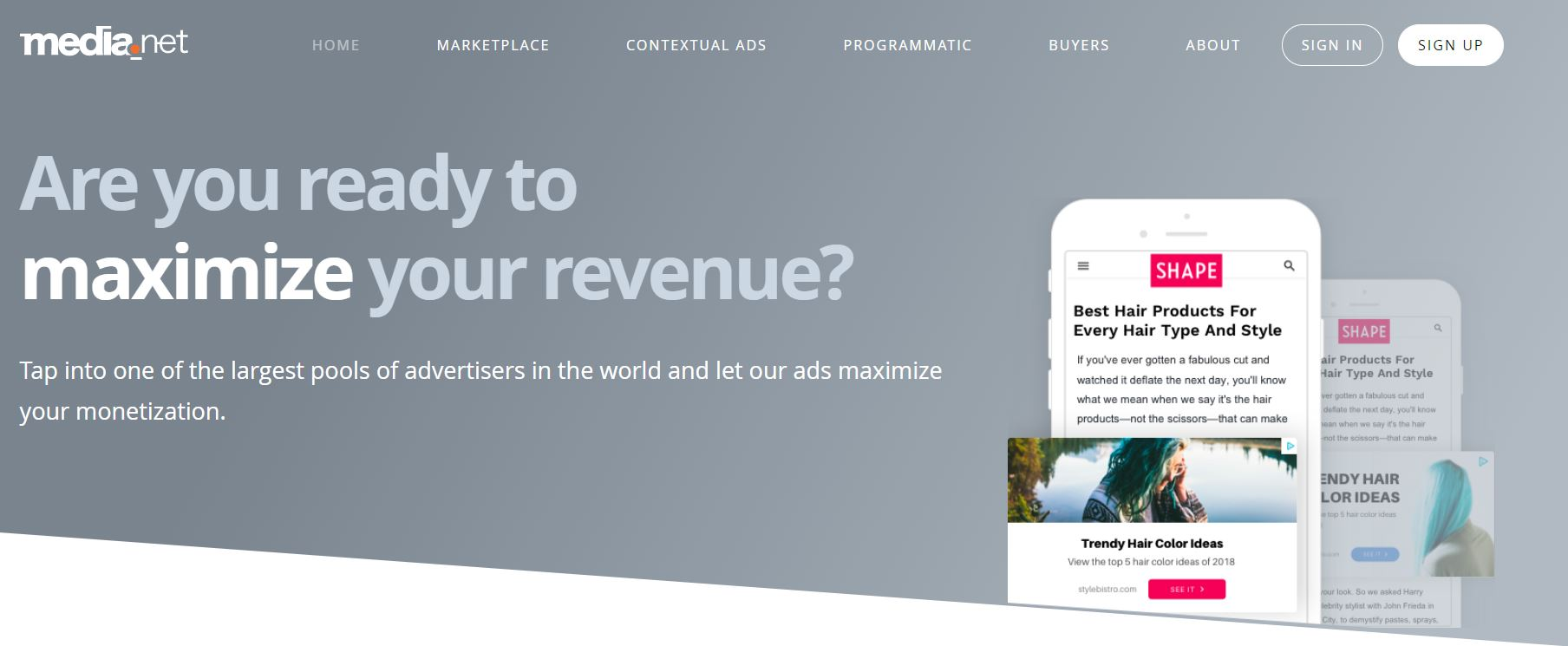 Media.net Review: Features, Pricing, Pros and Cons