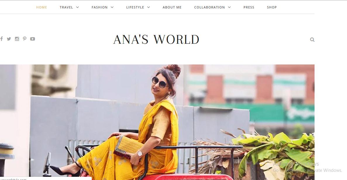 Ana's World