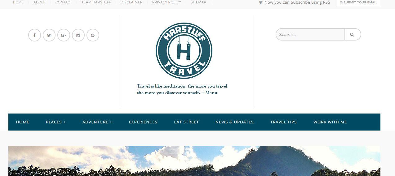 Harstuff Travel