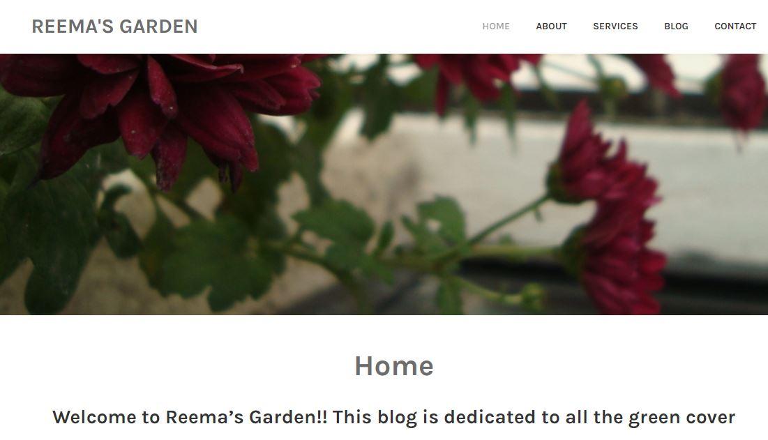 Reema's Garden