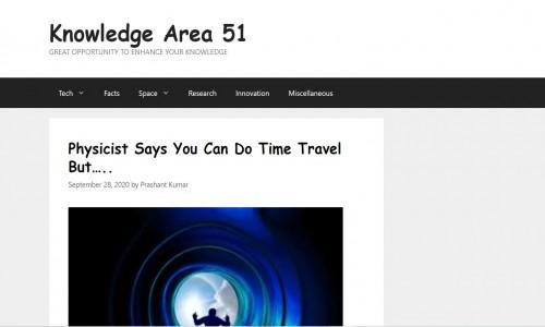 Knowledge Area 51
