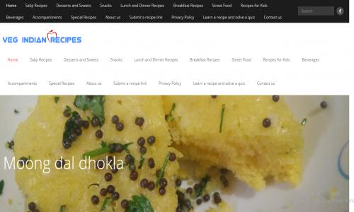 Veg Indian Recipes