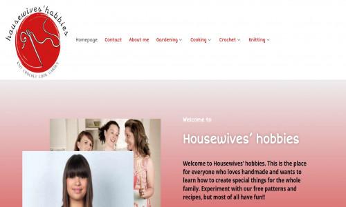 Housewiveshobbies