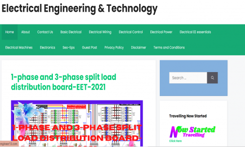 Electrical Engineering & Technology
