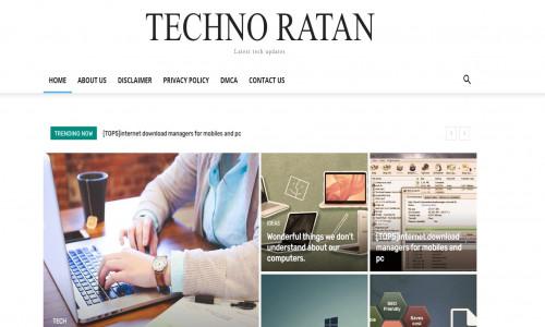 Techno ratan