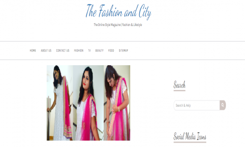 The Fashion and City