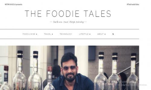 The Foodie Tales