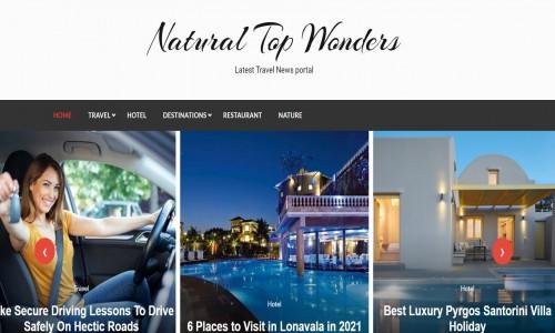 Natural top wonder