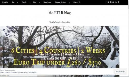 Eat Travel Live Repeat blog