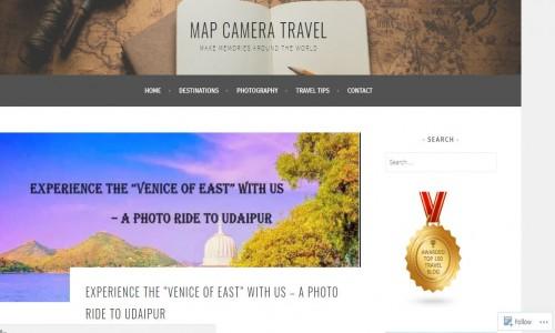 Map Camera Travel