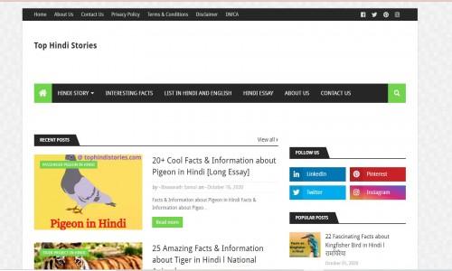 Top Hindi Stories