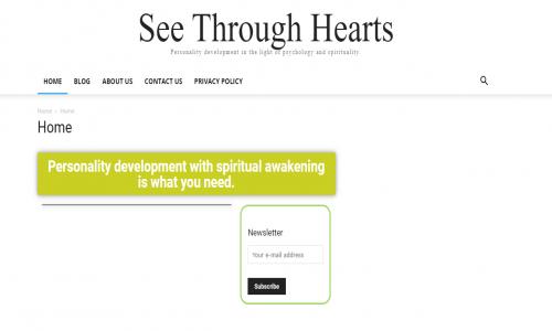 See Through Hearts