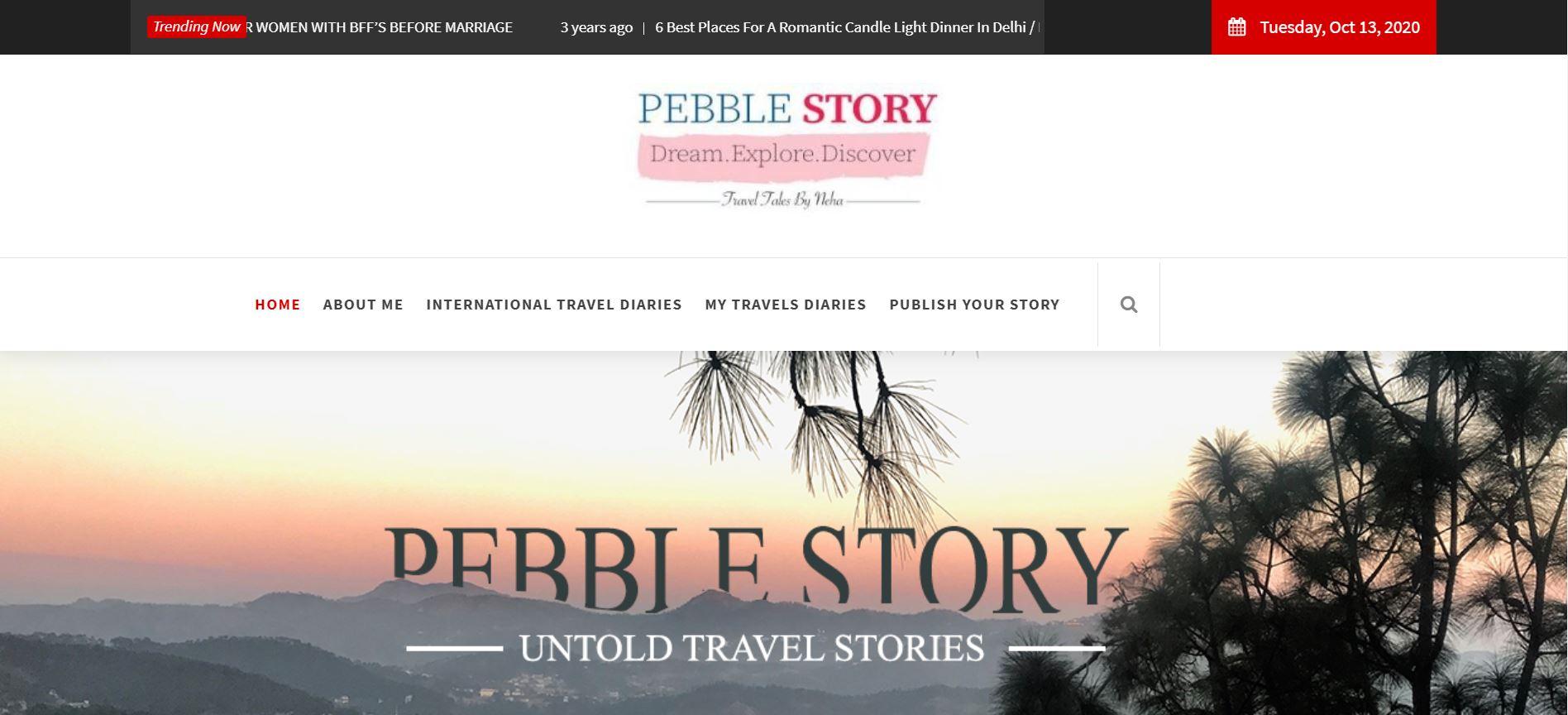 PebbleStory