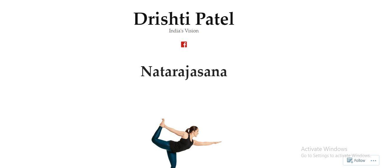 Drishti Patel