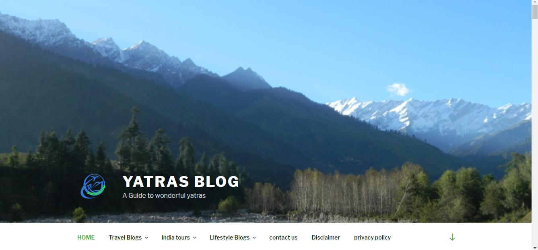 Yatrasblog