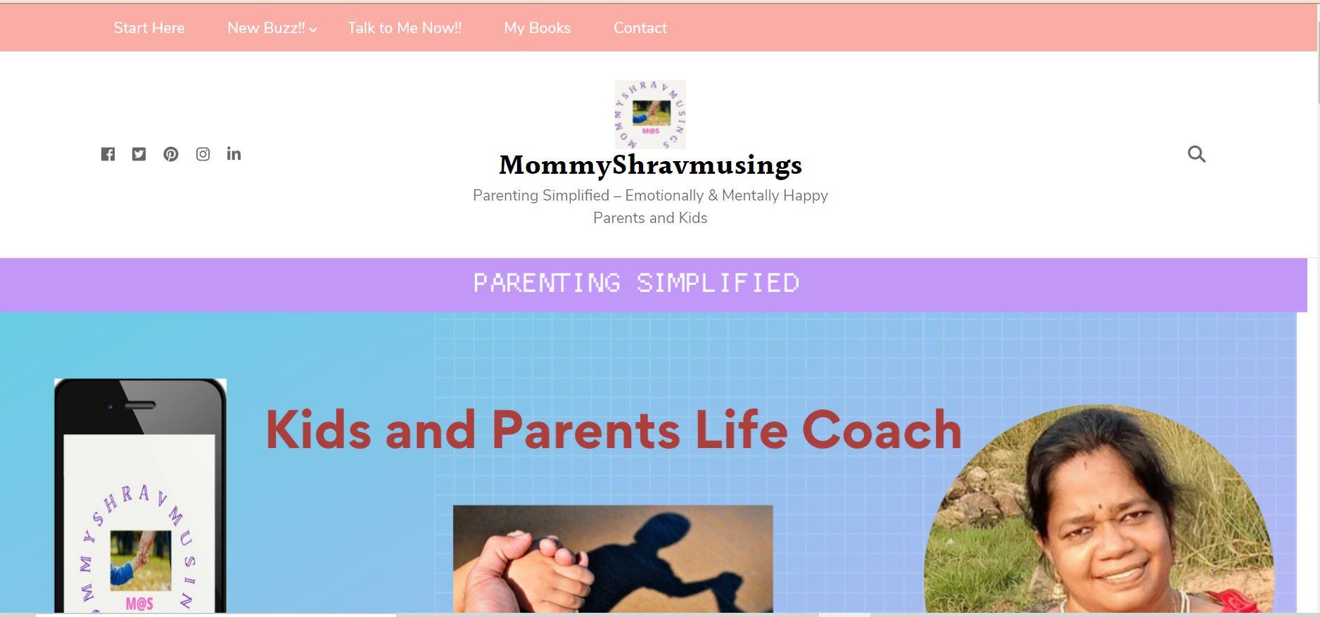 Mommyshravmusings