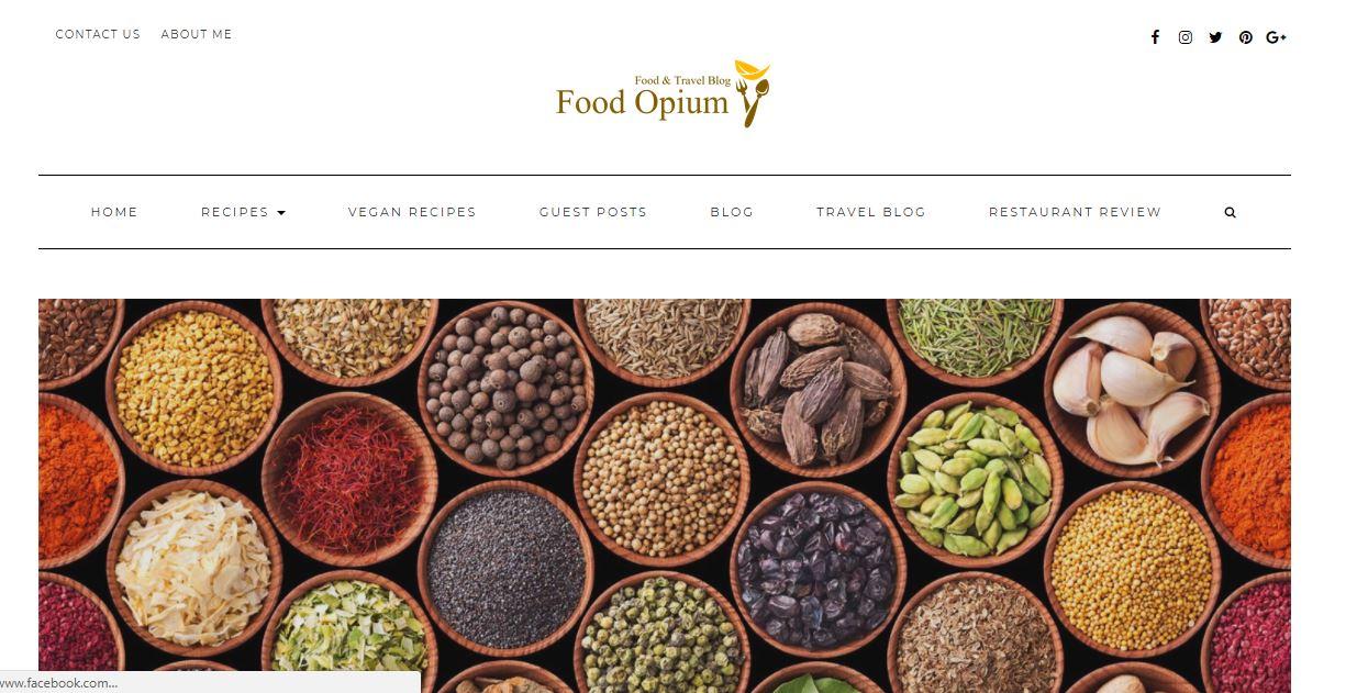 Food Opium