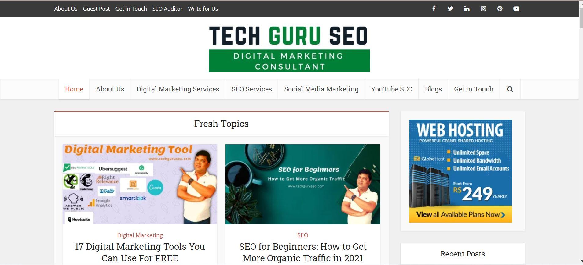 Tech Guru Seo