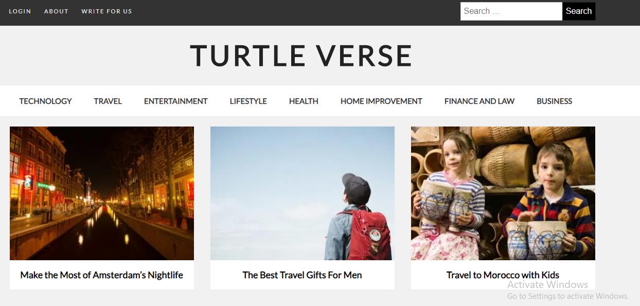 TurtleVerse