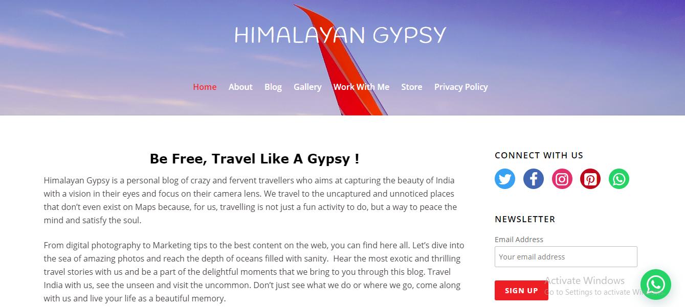 Himalayan Gypsy