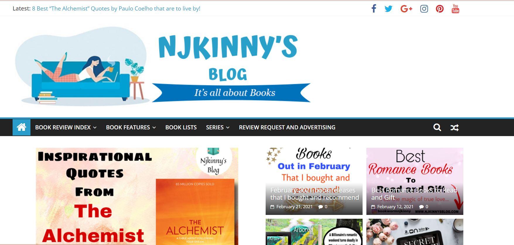 Njkinny's Blog