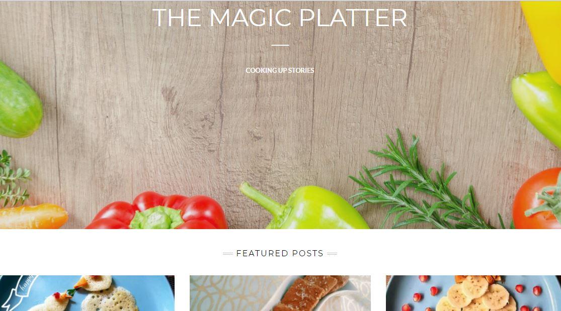 The Magic Platter