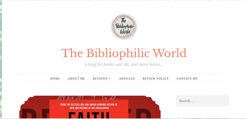The bibliophilic World