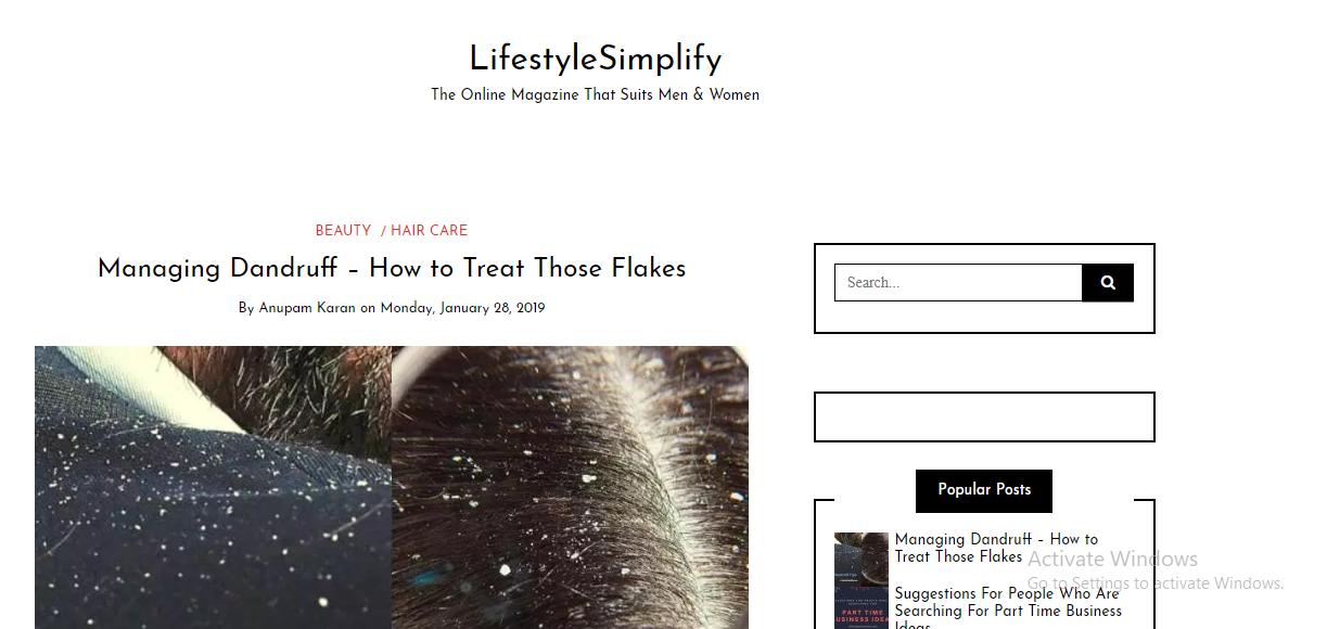 LifestyleSimplify