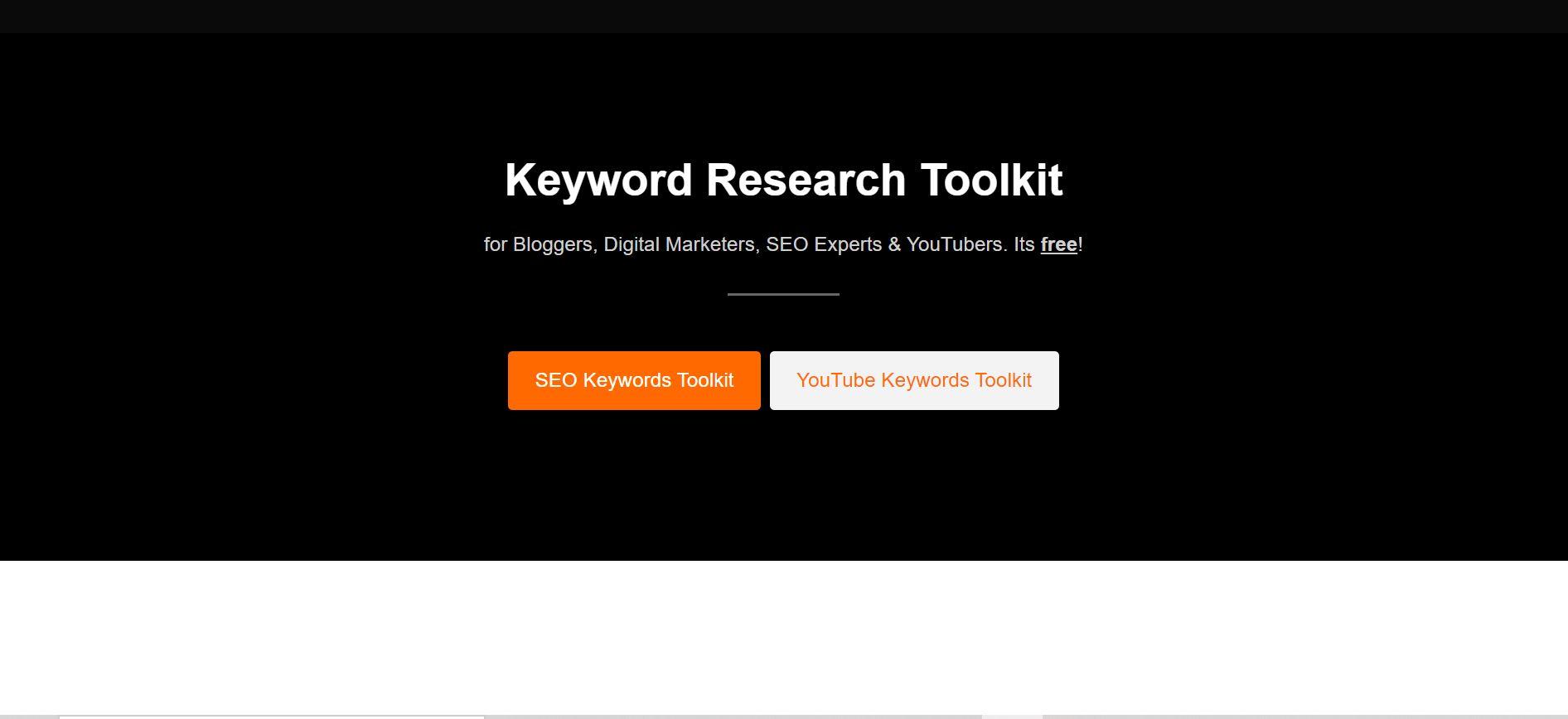 Explore Keywords