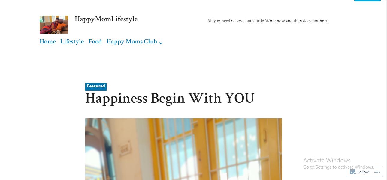 Happymomlifestyle