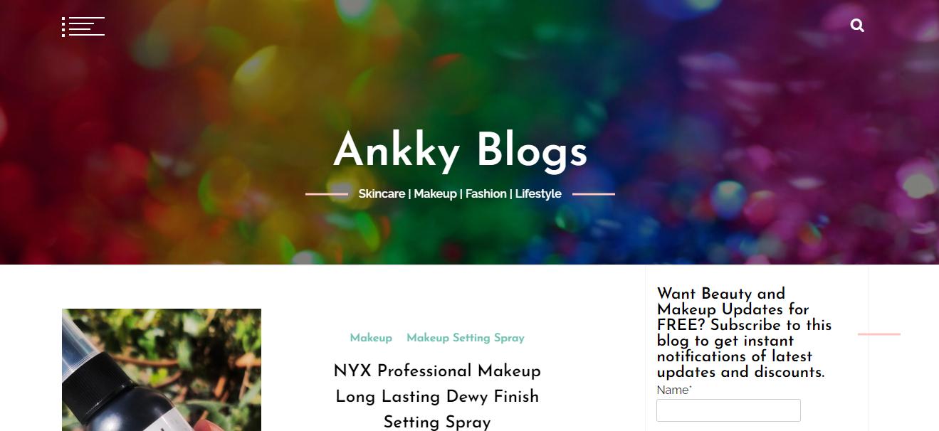 Ankky Blogs