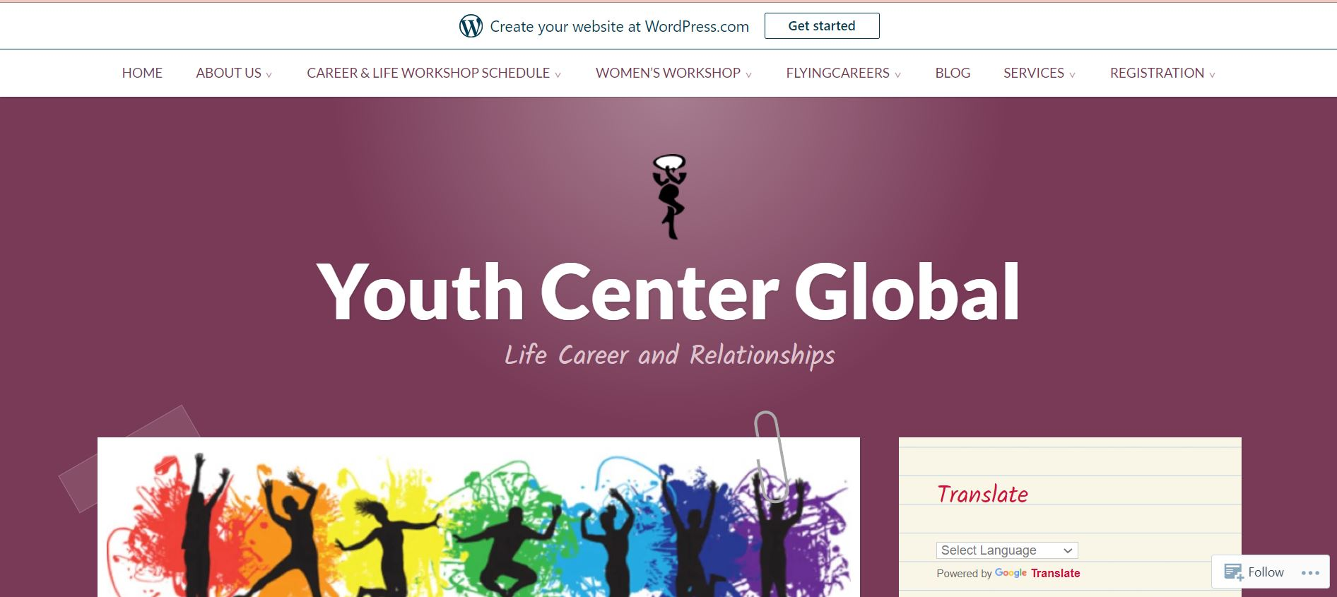 Youth Center Global