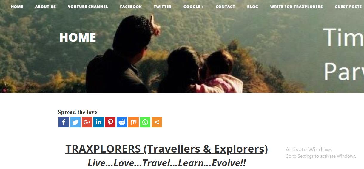 Traxplorers