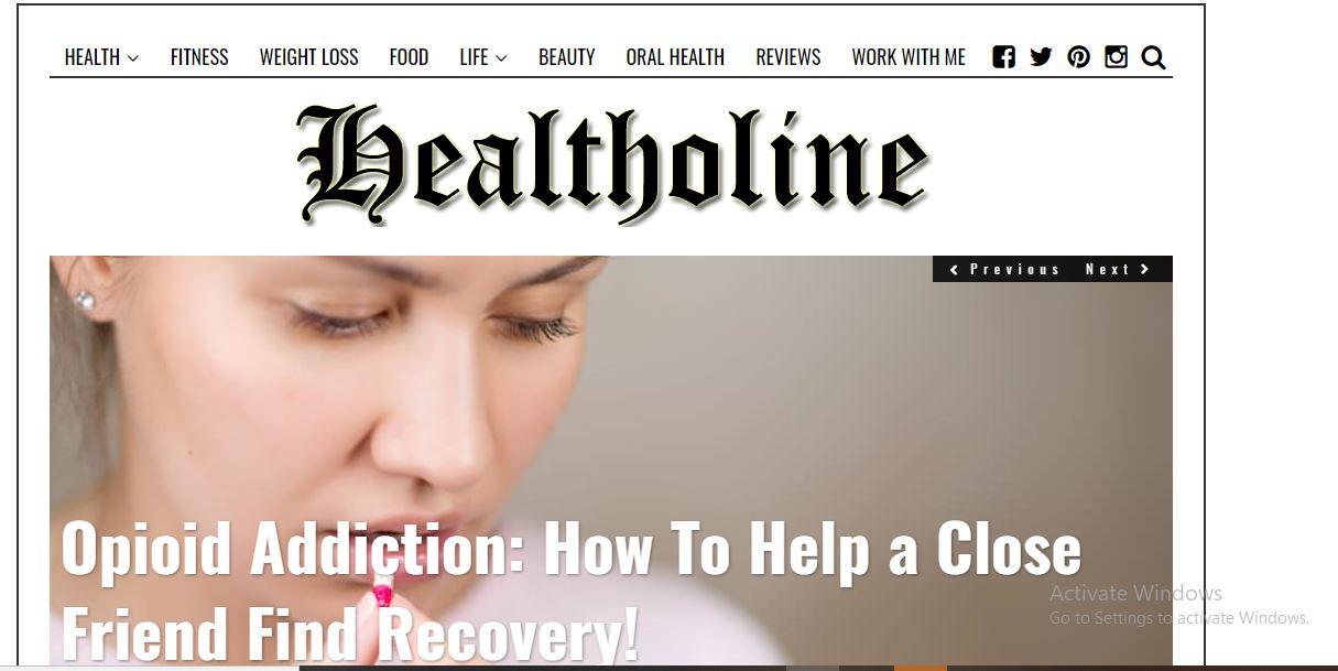 Healtholine