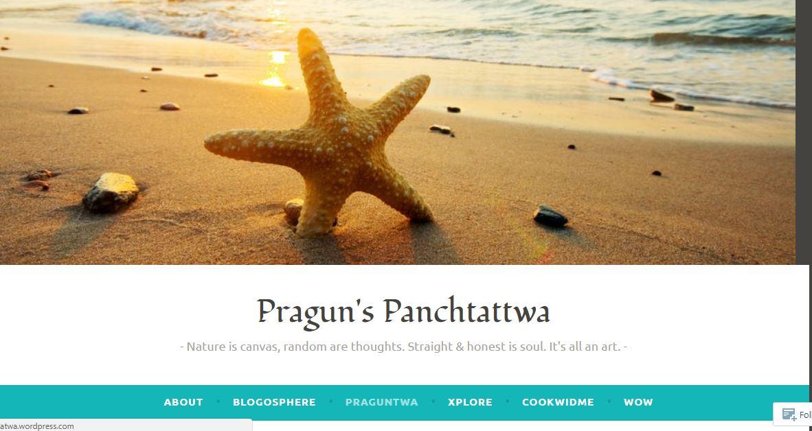 Pragun's Blogazine