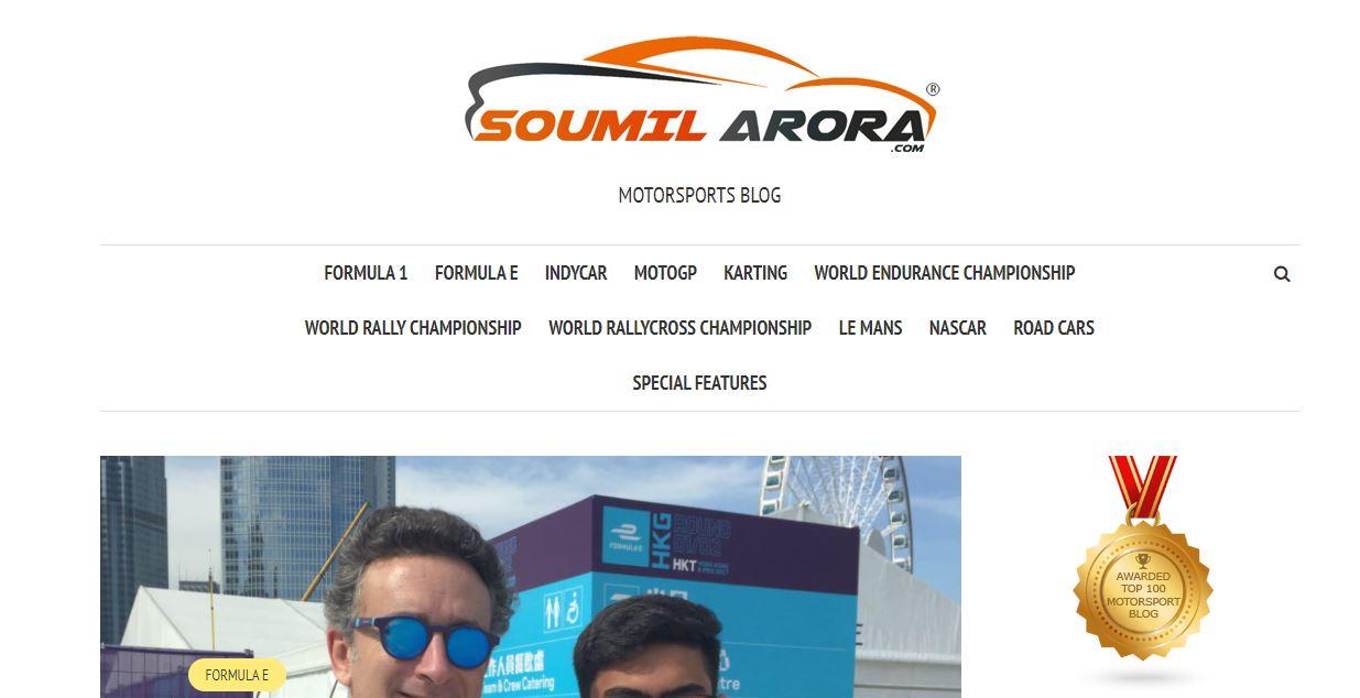Motorsport Blog