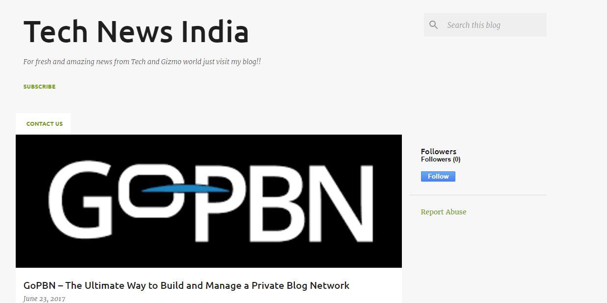 Tech News India