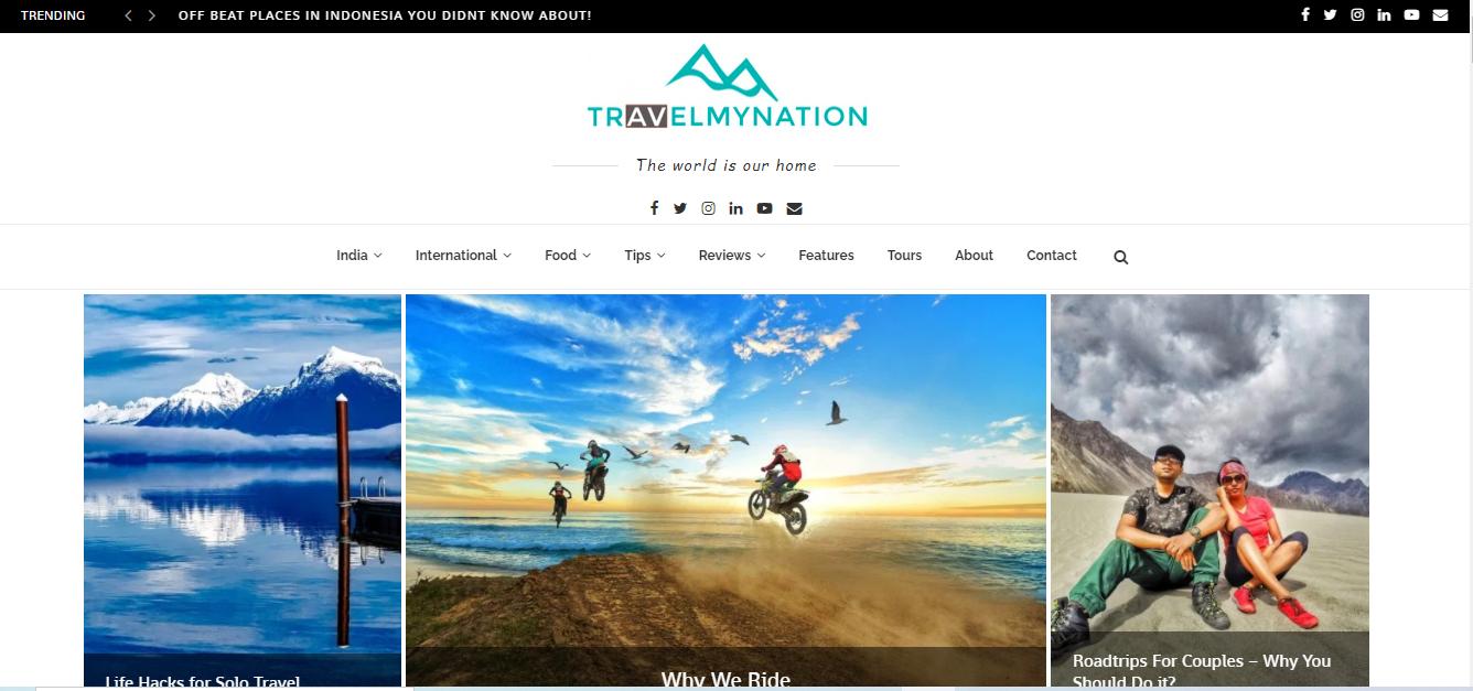 Travelmynation
