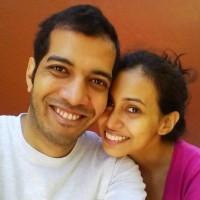 Siddharth And Shruti Prabhu