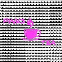 Pinks Tea